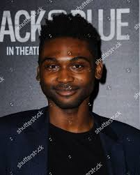 Frankie Smith attends special screening Black Blue Editorial Stock Photo -  Stock Image   Shutterstock