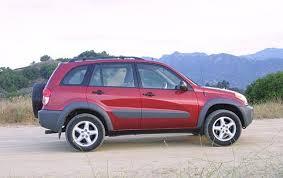 2003 Toyota RAV4 - Information and photos - ZombieDrive