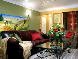 Tuscan Inspired Living Room Interesting Design Ideas