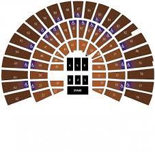 Usa Seating Chart Lubbock Frank Erwin Center
