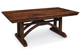 amish dining chair. Image Of A B And O Trestle Bridge Table Amish Dining Chair