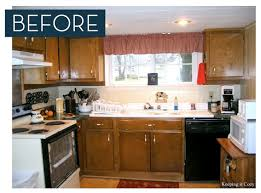 Good Unbelievable $1000 Kitchen Makeover | Curbly Images