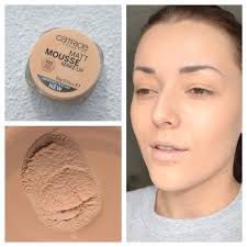 catrice 12h matt mousse foundation