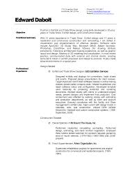 Resume Construction Superintendent Resume Sample
