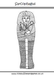 Small Picture Ancient Egypt Colouring Sheets Kids Puzzles and Games