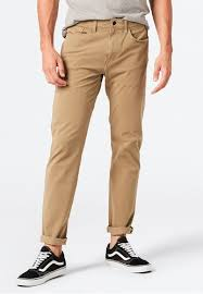 Dockers Jean Cut Khaki Pants With Smart 360 Flex Slim Fit Men 59375 0000