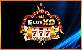 SLOTXO สุดยอดเกมสล็อตออนไลน์บนมือถือ เล่นง่ายผ่านระบบ Appมือถือ