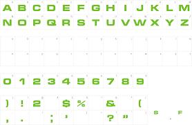 Eurostile Light Font Free Download Free Font Microgramma