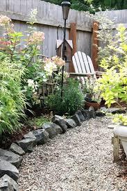 garden edging ideas impressive garden edging ideas with pebbles and rocks wooden garden edging ideas nz