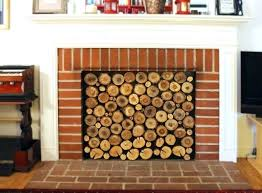 magnetic fireplace covers insulated magnetic fireplace covers magnetic