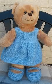 Easy Crochet Teddy Bear Pattern Simple Ideas
