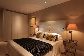 spot lighting ideas. lighting is crucial to creating the right atmosphere in a bedroom soft recessed spot ideas