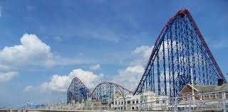 The Big One (Pleasure Beach Blackpool) | Roller Coasters & Parks |  Pinterest | Blackpool, Roller coaster and Amusement parks
