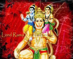 Shree Hanuman Ji Hindu God Ram Full Hd ...