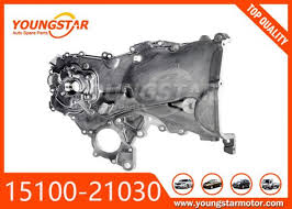 Engine Oil Pump 15100-21030 1NZFE 2NZFE For Toyota Yaris 15100-21050 ...