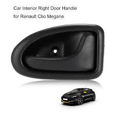 door handle right side black car interior door handle abs chrome hand replacement parts
