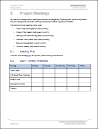 Communication Plan Template Word Communication Plan Template Ms Word Excel Templates Forms