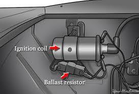 ballast resistor wiring diagram mazda b2600 ballast automotive wiring diagram mazda b how to replace a ballast resistor yourmechanic advice