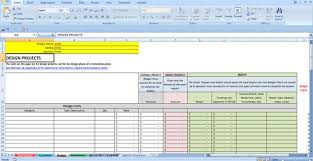 Project Estimate Template Excel Download Project Cost Estimator Excel Template At Free Of