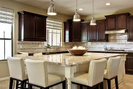Kitchen Island Seating For 6 | The Family Room before photos (Open to the