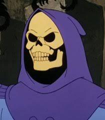 Image result for skeletor