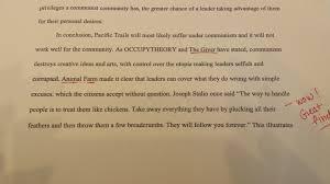 argumentative essay sles 3