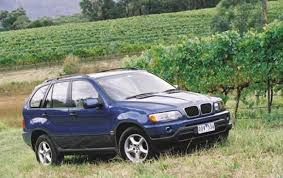 BMW Convertible 2002 bmw x5 4.4 i mpg : 2001 BMW X5 - Information and photos - ZombieDrive