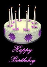 3d Animated Birthday Cake Images 1 Happy Birthday World