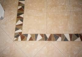 floor tile borders. Dining Room Tile Floor Detail Borders O