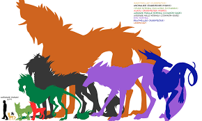 Horse Size Comparison Chart Size Comparisons Lune