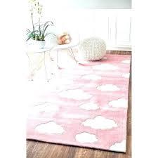 pink rug for nursery nursery rugs girl nursery rugs girl handmade modern clouds kids nursery pink