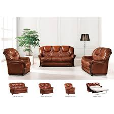 nocidesign 3 piece leather living room set wayfair three piece living room set