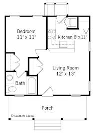Good Contemporary One Bedroom Cottage Plan With Bedroom House Contemporary One  Bedroom Cottage Plan With Bedroom House