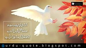 Inspirational Islamic Quotes In Urdu With Images Nusagates