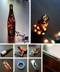 Decorative Wine Bottles With Lights Wine Bottle Lamps Foter 41