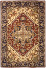 safavieh heritage hg625a red area rug safavieh heritage hg625a red