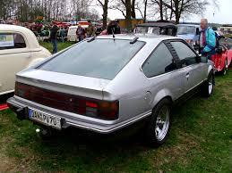 Opel Monza A1 3.0E 1980 -2-   Ellringen 2011   Hog Troglodyte   Flickr