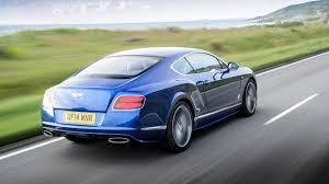 2015 Bentley Continental GT Speed: First drive   Autoweek