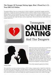 Teen online dating 15