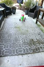 how to clean an indoor outdoor rug clean outdoor rug how to clean algae from outdoor
