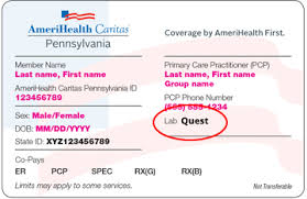 It seems to have been sent to my primary insurance but not medicaid (which i was on during pregnancy). Outpatient Lab Services Amerihealth Caritas Pa