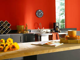 kitchen color ideas red. Kitchen. Red And Gray Kitchen Color With Minimalist Style. Liven Up The Ideas R