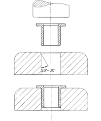 Machining Tolerance Chart H7 Iglidur Plain Bearing Installation