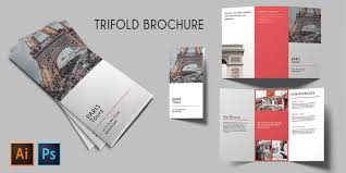 Ebrochure Template Trifold Agency Travel Brochure Template