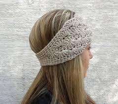 Crochet Ear Warmer Pattern Inspiration Easiest Headwrap EVER Crochet Pinterest Crochet Patterns