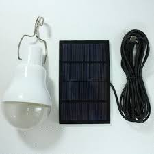 Hoge Licht Energiebesparing Nuttig Led Zonne Energie Lamp