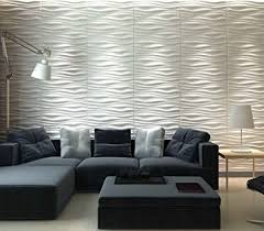 Small Picture Amazoncom Art3d Decorative 3D Wall Panels Wave Board Design for