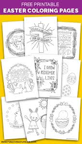 Children will have a lot of fun coloring these easter coloring pages. 9 Easter Coloring Pages For Kids Free Printables Fun Loving Families