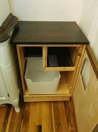 Introduction: Hidden Litter Box With De-littering Cat Walk