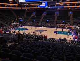 Vivint Smart Home Arena Section 6 Seat Views Seatgeek